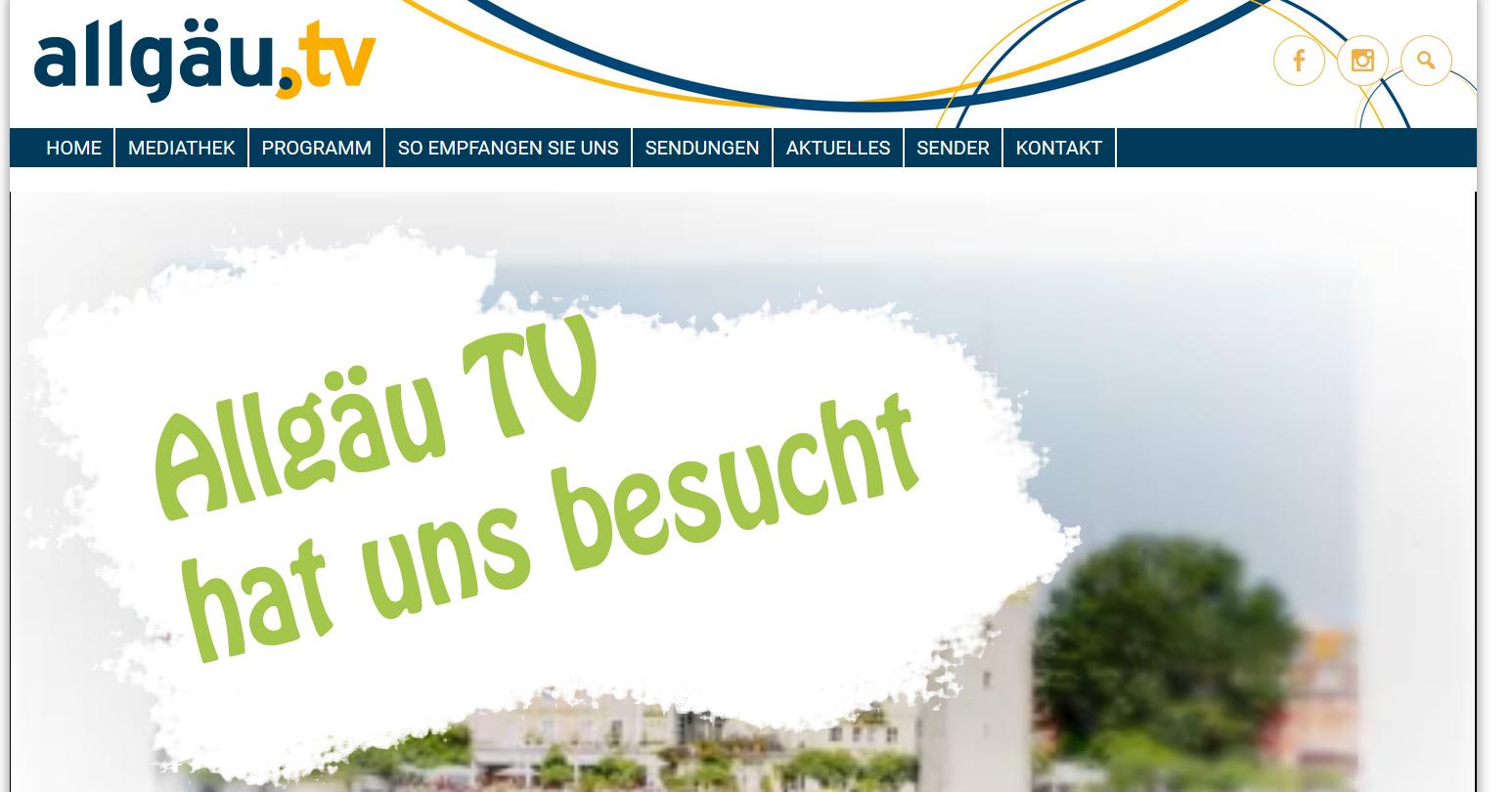 TV Allgäu Januar 2020